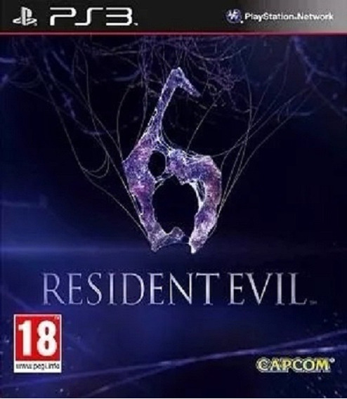 Resident Evil 6 Ps3 Legendas Portugues Brasil