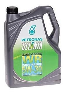 Aceite Petronas Selenia Wr Pure Energy 5w-30 Sintetico Acea
