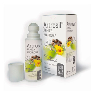 Artrosil Arnica Andiroba Gel Roll On 90gr Dolores Musculares