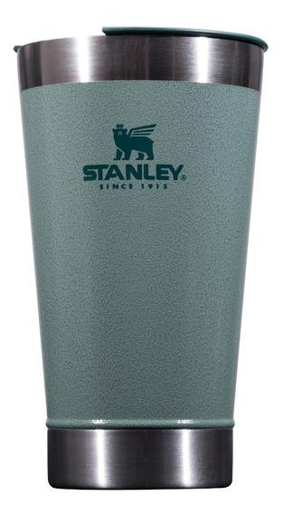 Vaso Termico Stanley 473ml Con Destapador Cerveza Original