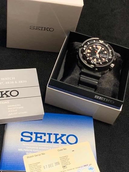 Relógio Seiko Tuna Prospex Edição Especial Automático