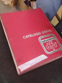 Catálogo Geral Carburadores Dfv - Relíquia