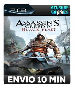 Assassins Creed 4 Black Flag - Iv - Dub Português - Promoção
