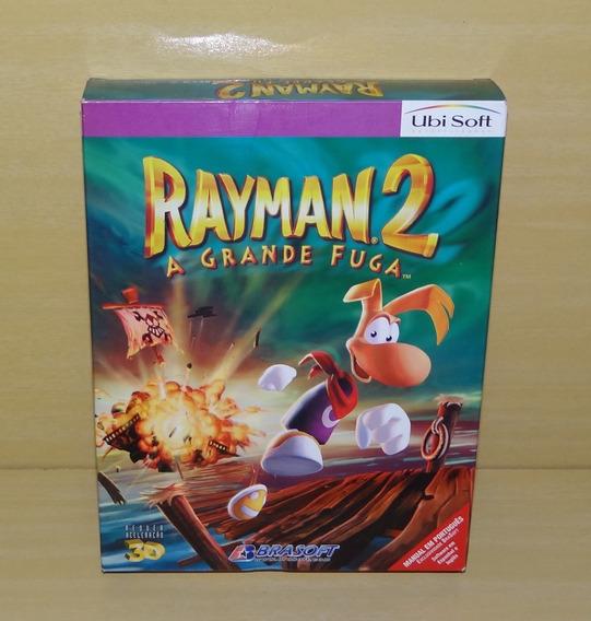 Rayman 2 - A Grande Fuga / The Great Escape - Pc