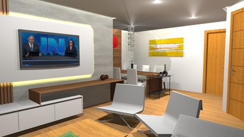 Imagem 1 de 10 de Projetista De Móveis - Wood Interiores