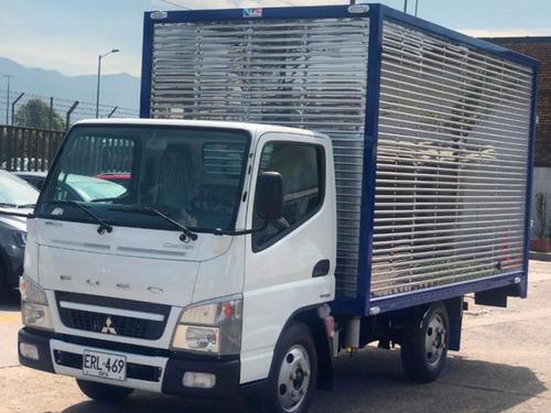 Camion Mitsubishi Canter Fuso 5.7 Furgon Año 2020