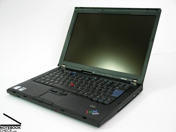 Notebook Lenovo T60-61 Para Retirada De Peças