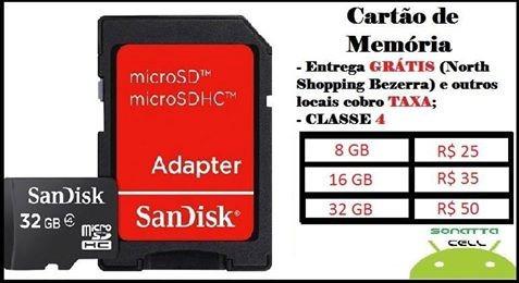 Cartões De Memória Micro Sd