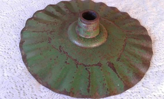 Luminária Agata Antiga Industrial
