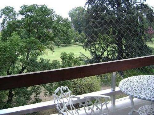 Imagen 1 de 10 de Preciosa Vista Al Club De Golf. Amoblado