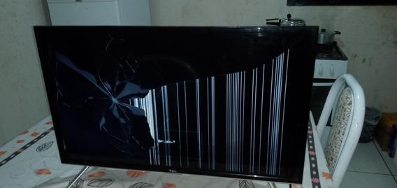 Vendo Tv Tcl Smart 32 Polegadas Com Defeito