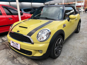 Mini Cooper 1.6 S Turbo Conversivel
