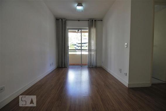 Apartamento No 3º Andar Mobiliado Com 2 Dormitórios E 1 Garagem - Id: 892959901 - 259901
