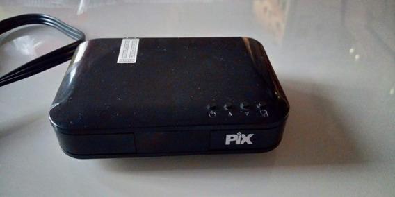 Conversor Receptor Tv Digital Pix