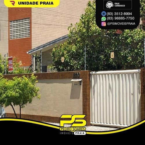 Imagem 1 de 10 de Casa À Venda Por R$ 1.100.000,00 - Manaíra - João Pessoa/pb - Ca0981