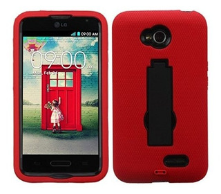Asmyna Symbiosis Stand Protector Cover Para Lg Optimus Excee