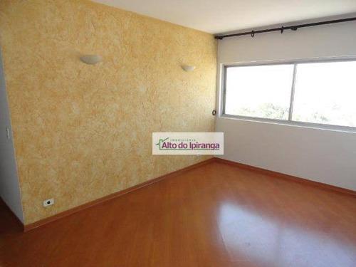 Apartamento Com 2 Dormitórios À Venda, 61 M² - Vila Das Mercês - São Paulo/sp - Ap2401