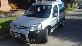 Peugeot Partner Patagonica 2012 Hdi Full Full