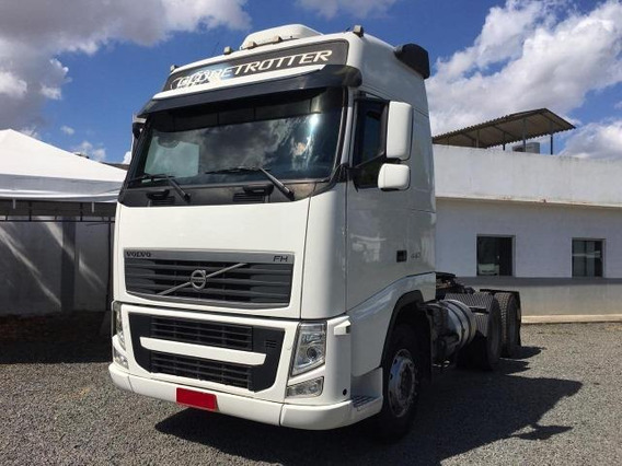 Volvo Fh 440 6x4 2011 Completo Globetrotter