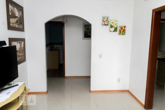 Casa Para Aluguel - Barra Do Aririu, 3 Quartos, 120 - 893017214