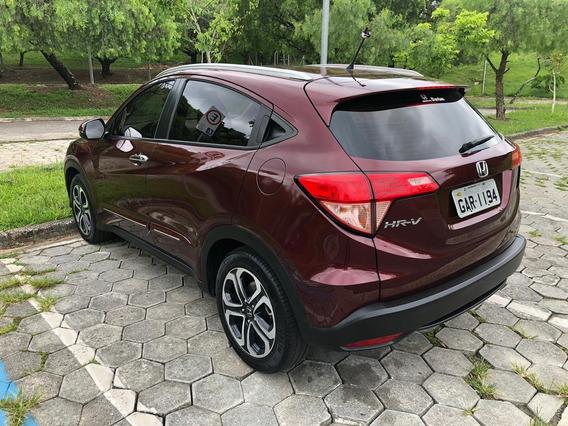 Honda Hr-v Exl 1.8 Aut Único Dono