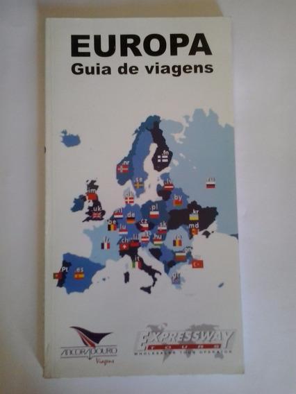 Livro - Europa: Guia De Viagens