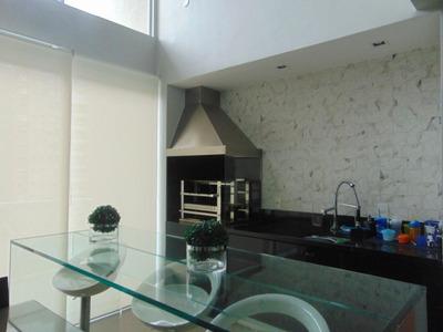 Apartamento Em Edifício Premium Tamboré, Santana De Parnaíba/sp De 172m² 3 Quartos À Venda Por R$ 1.500.000,00 - Ap195113