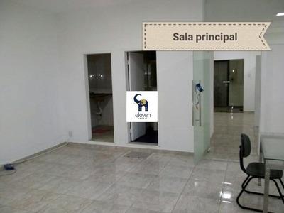 Eleven Imoveis, Excelente Salas Comerciais No Comercio 150 M². - Sa00152 - 34180503