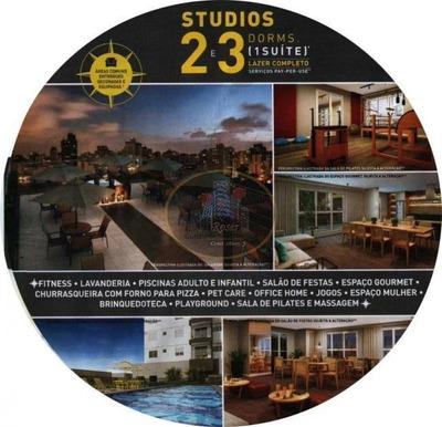 Apartamento Com 2 Dormitórios À Venda, 50 M² - Bela Vista - São Paulo/sp - Ap0818