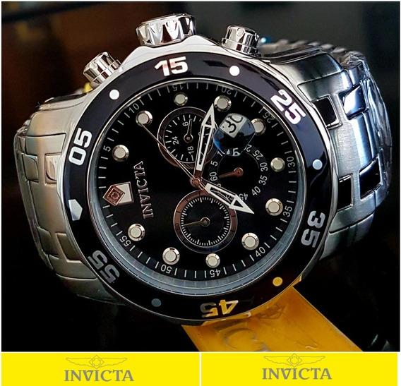 Relógio Invicta Pro Diver 0069 Original Caixa.