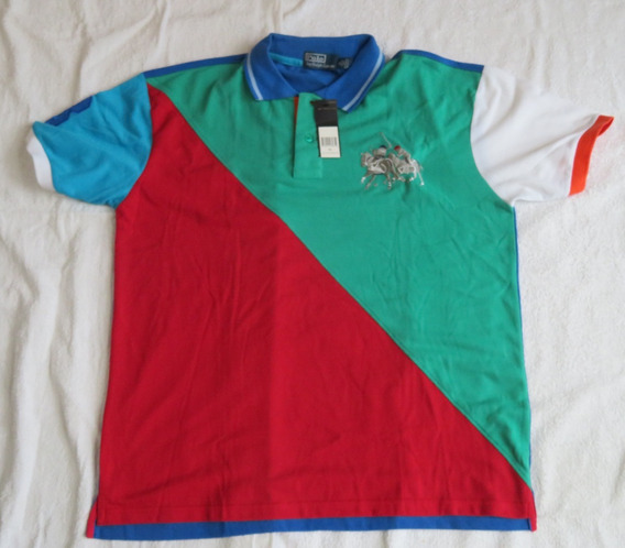 Remera Chomba Polo Marca Ralph Lauren Talle Xl