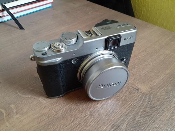 Câmera Fujifilm X20 Em Excelente Estado