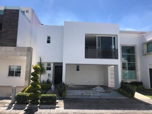 Casa En Renta Lomas De Angelópolis, Puebla