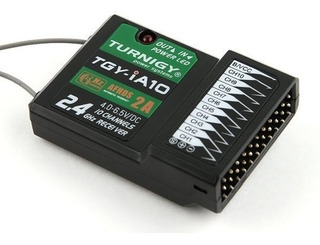 Receptor Turnigy Ia-10 - 10 Canales / Cppm / I.bus / S. Bus