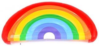 Boia Divertida Arco-íris Gigante Promoção