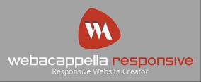 Web Acappella Responsivo V1.5.3 + Brindes