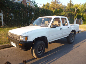 Toyota Hilux Sw4 Muy Bien