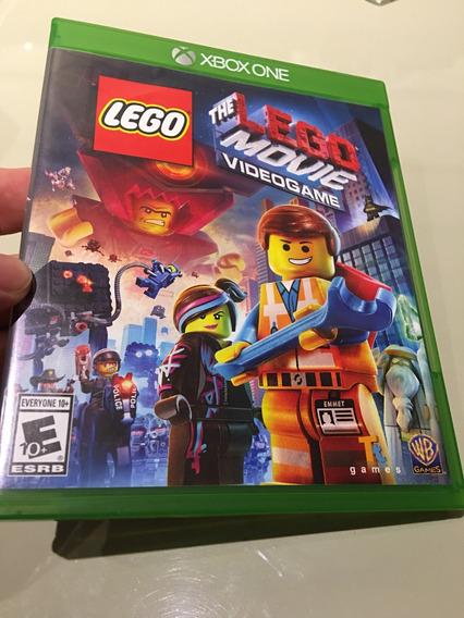 Jogo Xbox One Lego Movie Seminovo Fisica Top Demais!!!!!