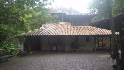 Casa Em Pendotiba, Niterói/rj De 400m² 4 Quartos À Venda Por R$ 1.000.000,00 - Ca216076