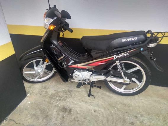 Shineray Phoenix 50cc 2019 0km Preta