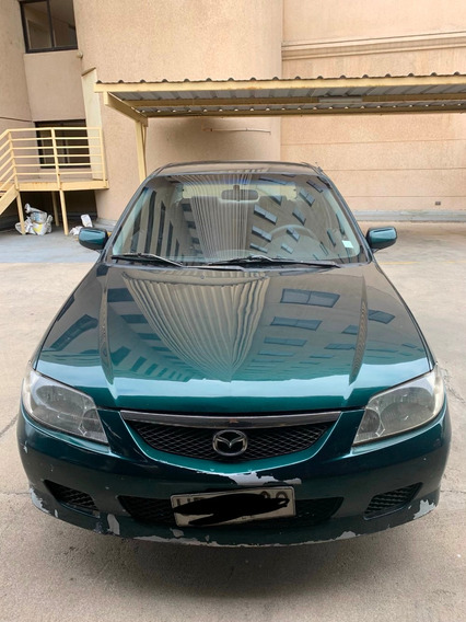Mazda 323 1.6, Año 2001 De 4 Puertas