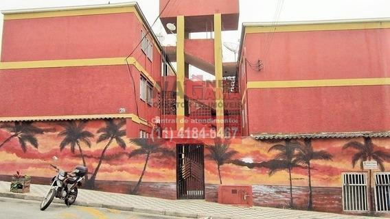 Apartamento Na Cohab, Carapicuíba, 2 Quartos Sem Garagem - 945