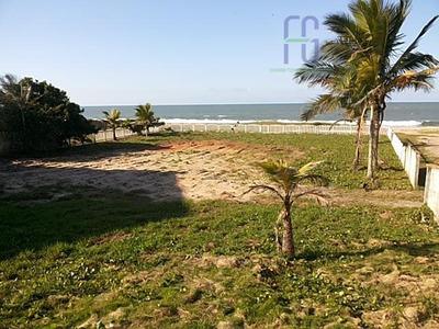 Terreno Na Beira Mar - Divisa Com Itajuba - Te0005