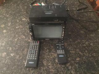 Reproductor Jensen 2 Din + Media Module