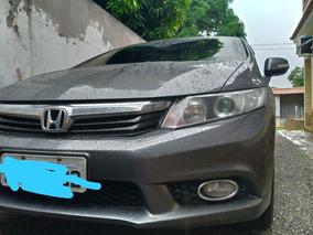 Honda Civic 1.8 Exs Com Teto Solar