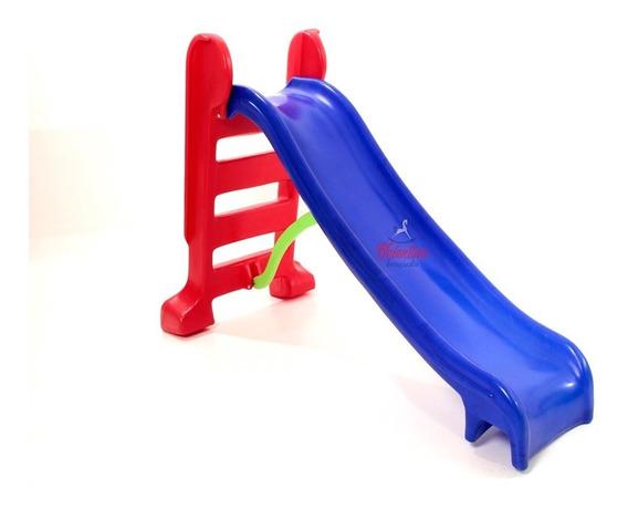 Escorregador Infantil Playground Médio. Diversão Melhorfrete
