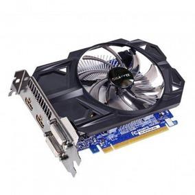 Placa De Vídeo Nvidia Geforce Gigabyte Gtx 750 Overcloked