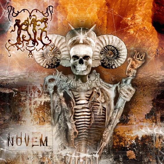 Cd 1917 Novem (death Metal) - Nuevo