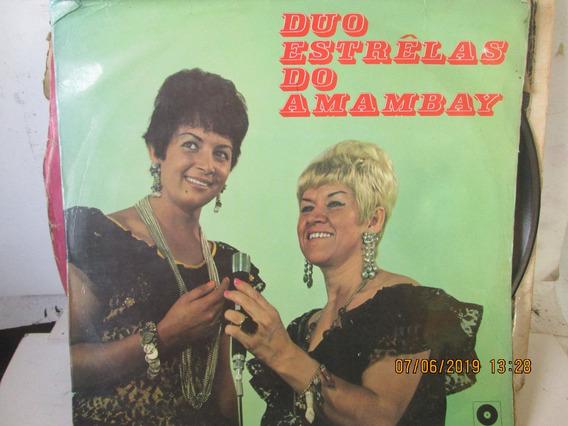 Lp Duo Estrelas Do Amambay 1970 Raro Colecionador Fretegrati