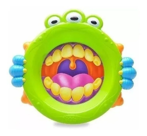 Plato Para Bebe Monster Con Garras 12m+ Nuby Babymovil